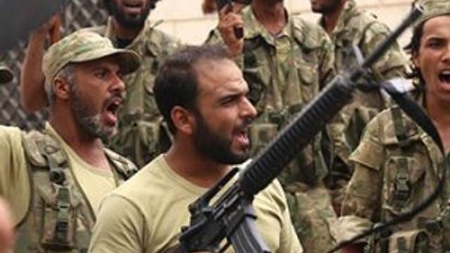 ÖSO 7 köyü daha IŞİD'den temizledi