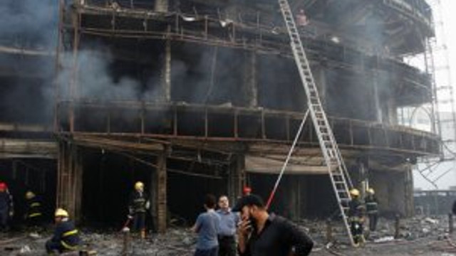 Bomba yüklü araçla saldırdılar: 7 ölü