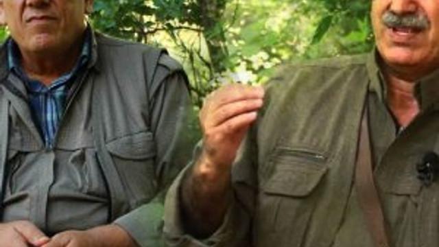 PKK elebaşları panikte !