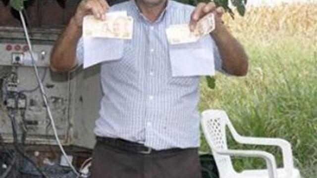 Hırsıza çalmaması için para ve not bırakan yaşlı adamın hikayesi...