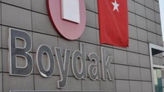 Boydak Holding'in satışları arttı