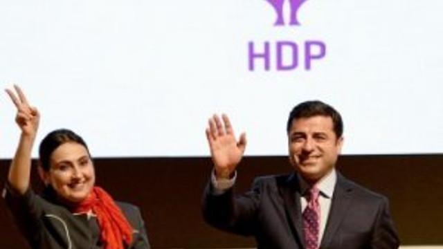 Demirtaş ile Yüksekdağ'a iddianame şoku