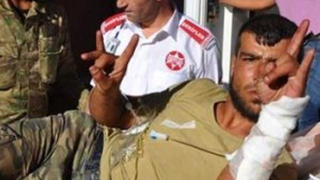 IŞİD bomba yüklü araçla saldırdı !