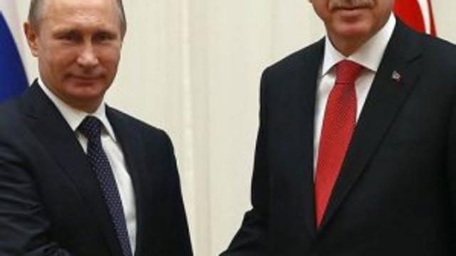 Erdoğan ve Putin'den Suriye konusunda sürpriz karar