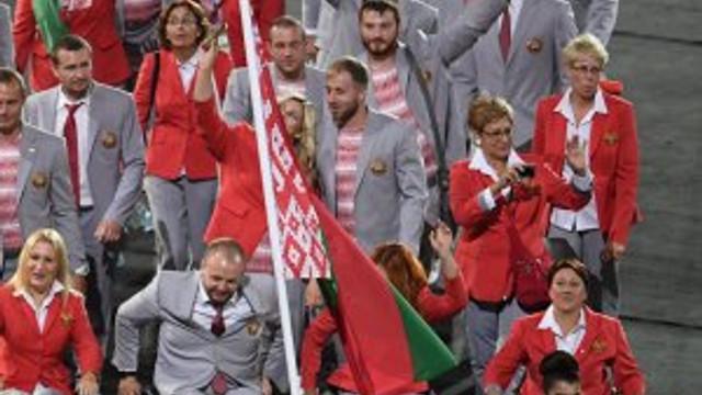 Rus bayrağı olimpiyatta kriz çıkardı