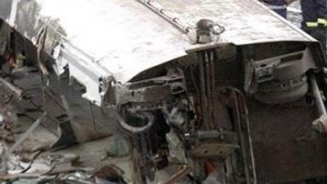 Tren raydan çıktı: 4 ölü