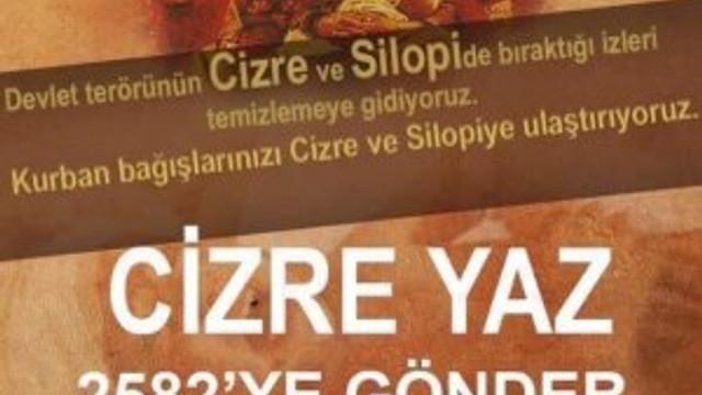 HDP'lilerin bağışları Mehmetçik Vakfı'na gitti !