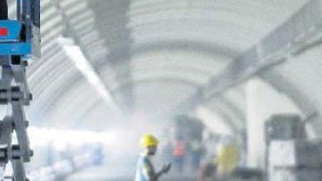 Avrasya Tüneli'nde geri sayım