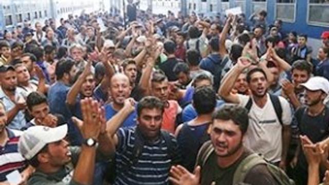 BM'den Avrupa'ya mülteci çağrısı !