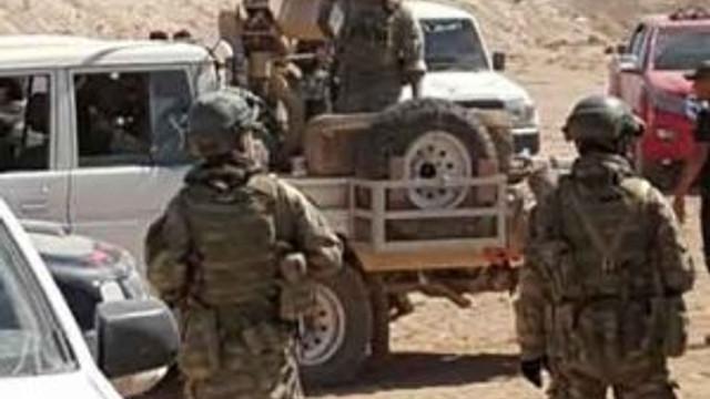 ABD askerleri Cerablus'tan böyle kovuldu !