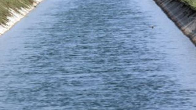 Sulama kanalına düşen genç boğuldu !