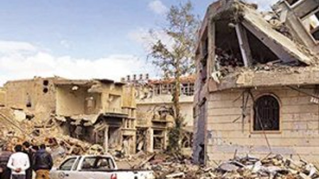 ABD, Suriye'yi vurdu ortalık karıştı