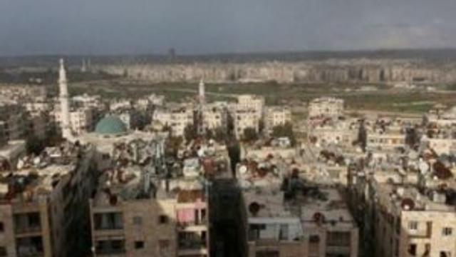 Suriye'de ateşkesten sonra ilk hava saldırısı !