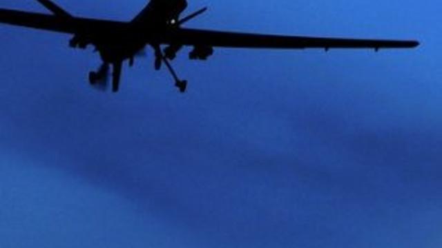 Suriye'de şok ! ABD'nin İHA'sı düşürüldü