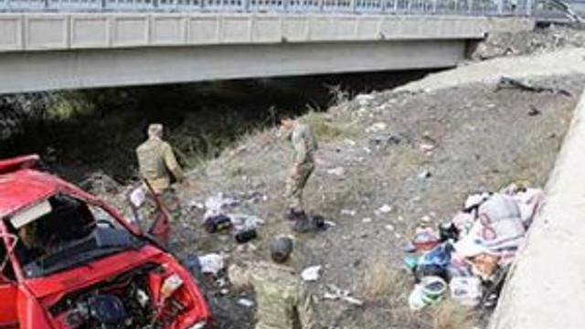 Kurban Bayramı'nın bilançosu: 103 ölü
