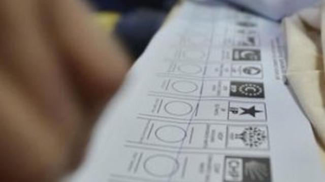 Genel seçimlerde %1 alan parti de Meclis'e girebilecek