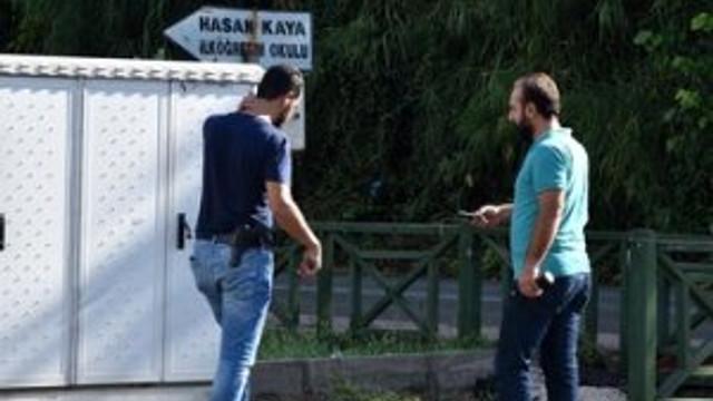 Antalya'da yürekler ağza geldi