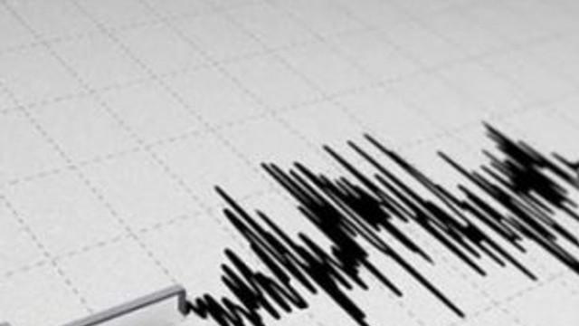 Ege'de bir deprem daha !