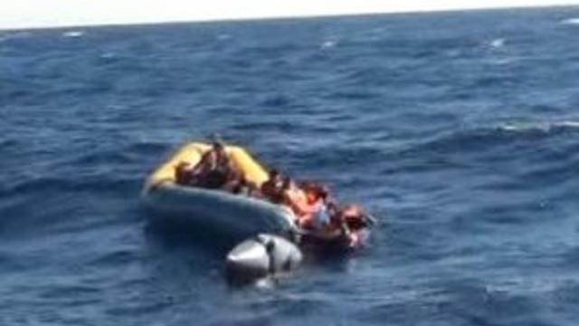 FETÖ'cüler denizden kaçtı !