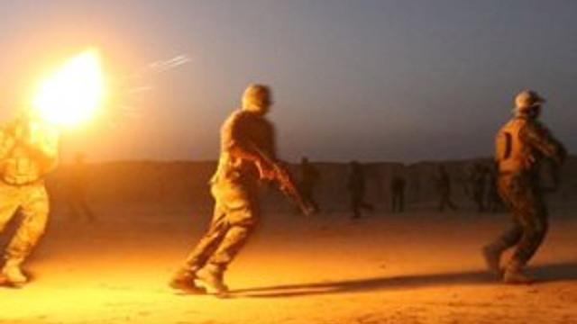 Korkunç iddia: IŞİD Kimyasal füze mi kullandı ?