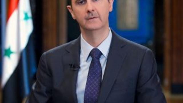 Esad'dan ABD açıklaması