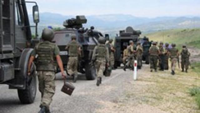 Saldırı hazırlığındaydılar; 6 PKK'lı öldürüldü