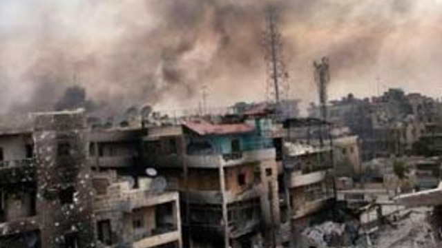 Suriye ordusu saldırıya hazırlanıyor
