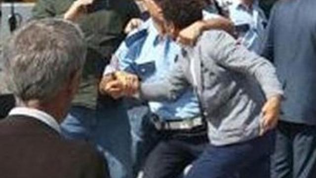 CHP'li vekil gözaltına almak istendi