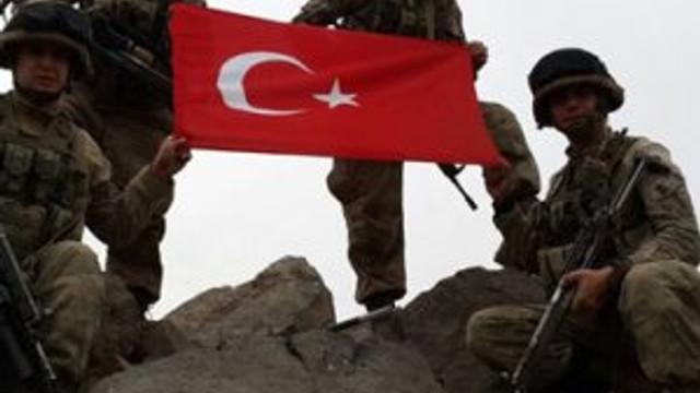 Saldırı hazırlığındaki 12 terörist öldürüldü