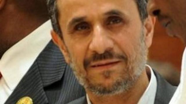 Hamaney'den Ahmedinejad'a veto