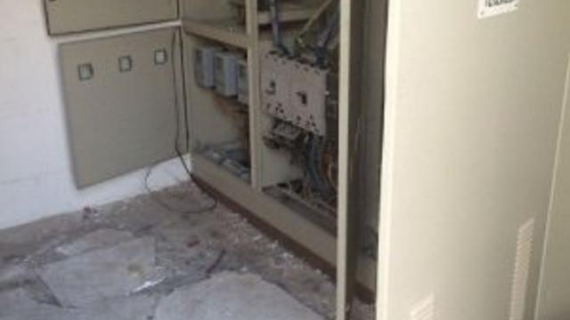 200 bin TL'li kablo hırsızları adliyede