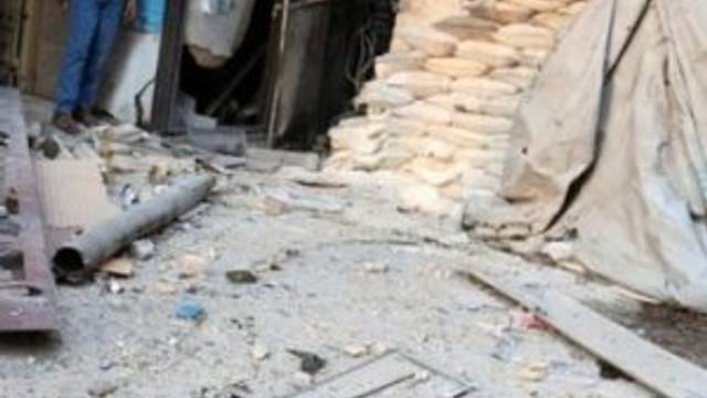 Suriye'de iki hastane daha düştü !