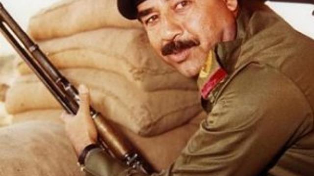Saddam'ın eski korumasına IŞİD iddiası !