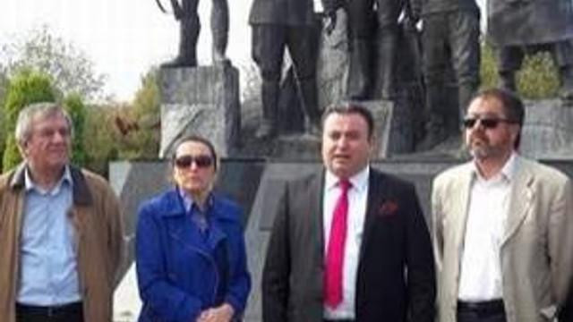 Milli Egemenlik Platformu Samsun'dan yola çıktı