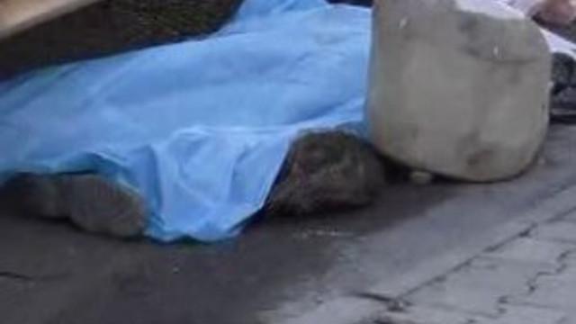 Temizlik görevlisi görev başında hayatını kaybetti