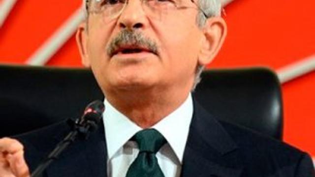 Kılıçdaroğlu: ''Lozan bu ülkenin tapu senedidir''