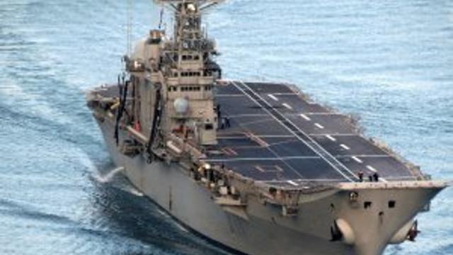 Ünlü uçak gemisi Türkiye'ye geliyor