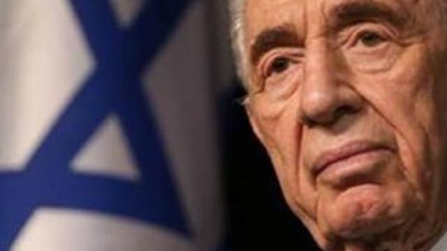 Peres'in itirafı ölümünden sonra yayınlandı