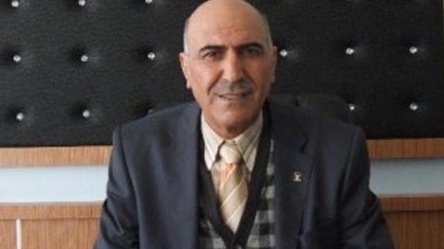 AK Partili başkan hayatını kaybetti !