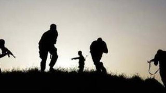 Hakkari'de 4 PKK'lı terörist öldürüldü