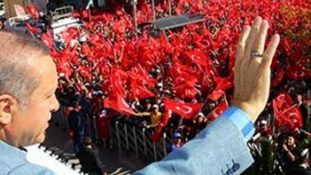"""Erdoğan: """"İnlerine gireceğiz dedik, girdik"""""""