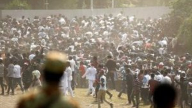 Göstericilere ateş açıldı: Çok sayıda ölü var