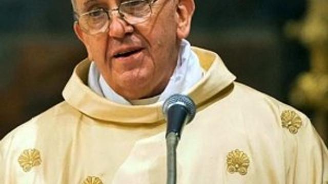 Papa'dan ''eşcinsel'' açılımı