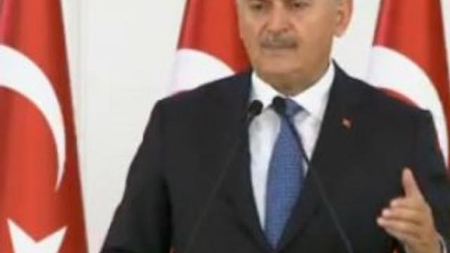 Başbakan Yıldırım: Bizim notumuzu vatandaş verir