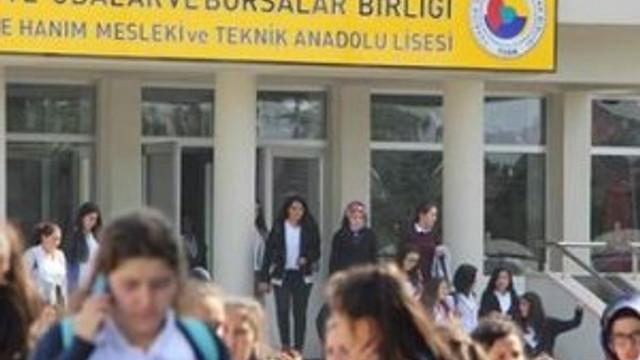Tuz ruhu 25 öğrenciyi hastanelik etti