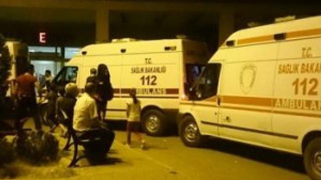 Viranşehir'de karakola saldırı: 1 şehit
