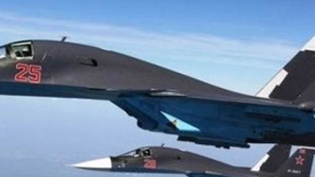 Rus uçakları Fransa'da radara takıldı