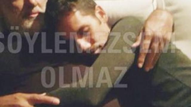 Rüzgar Çetin'in ilk ''özgürlük'' fotoğrafı