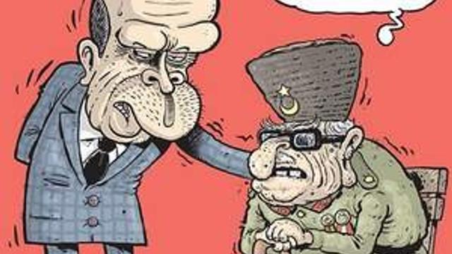 Gırgır dergisinden Erdoğan'a Lozan göndermesi