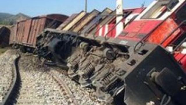 Bingöl'de yük trenine bombalı saldırı